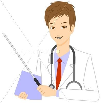 医師 医者 指示棒の写真 イラスト素材 Xf3055071996 ペイレスイメージズ 医療イラスト 医者 医師