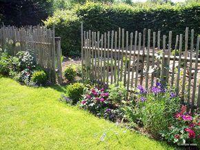 selbstgemachter Zaun #zaunideen