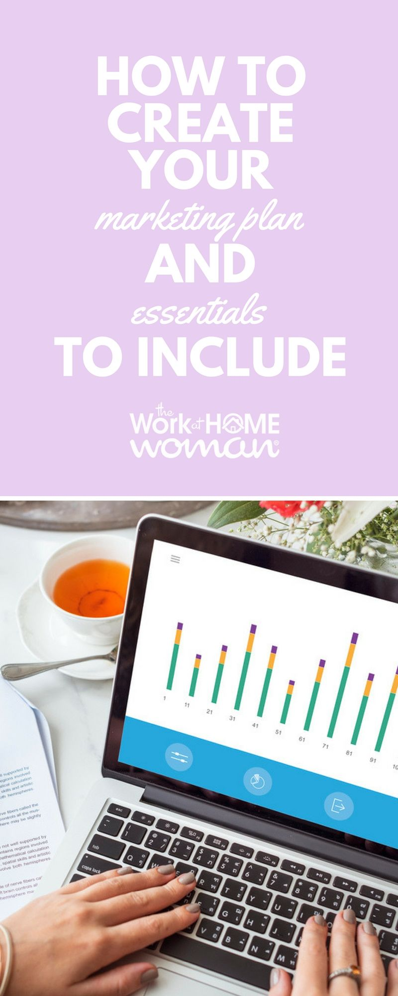 How to Create Your Marketing Plan and Essentials to