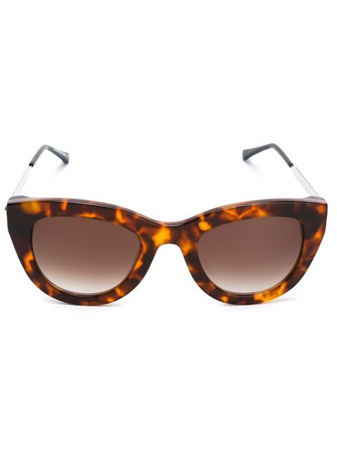 THIERRY LASRY 'Cupidity' sunglasses. #thierrylasry #'cupidity'太阳眼镜