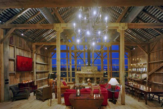Superieur Barn Conversion Is An Old Barn Turned Into Home For Living.