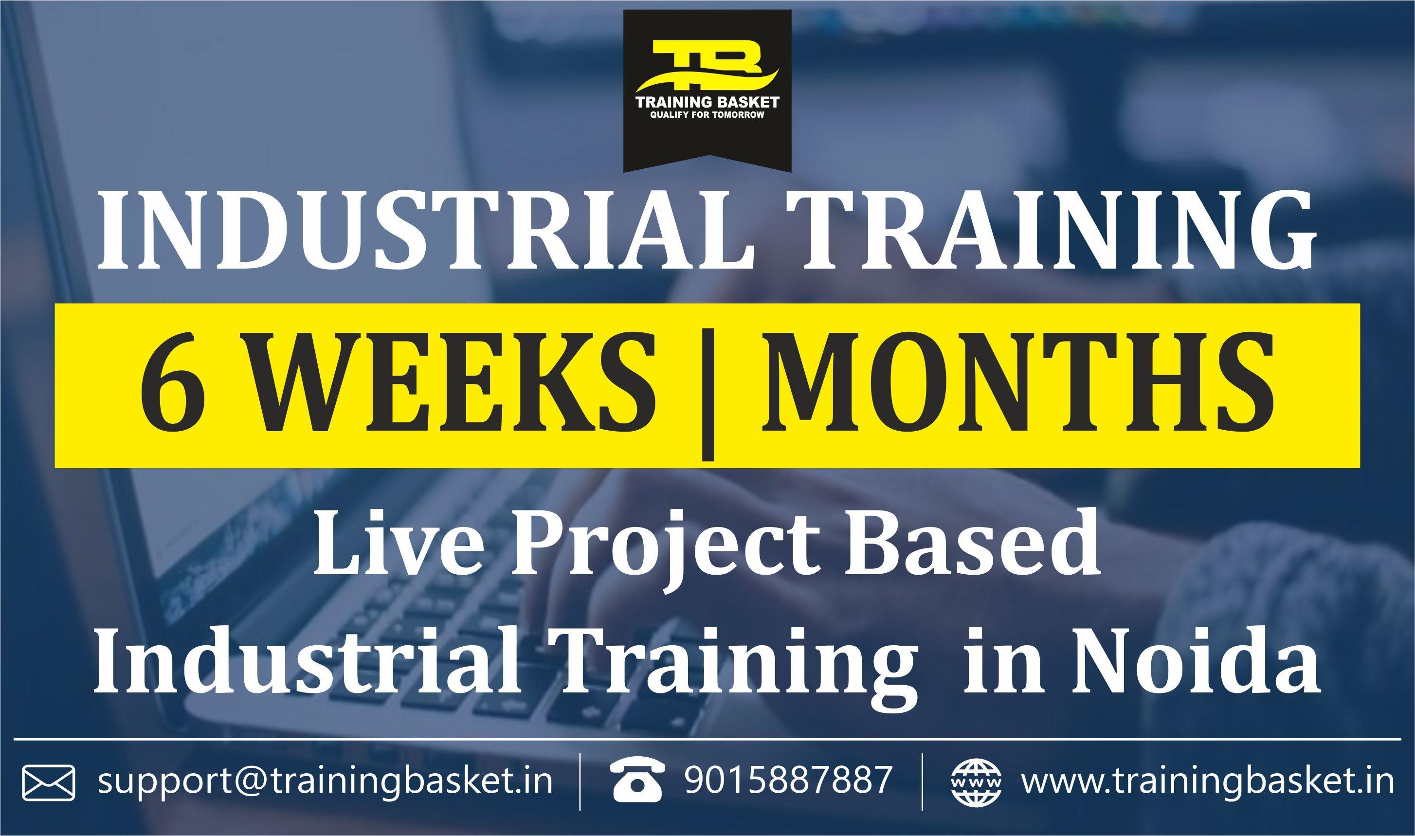 Industrial Training in noida Job training, Graduation