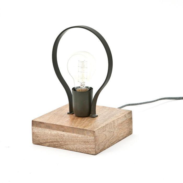 Coole Tischlampe Von By Boo Die Picard Tischleuchte Ist Aus Holz