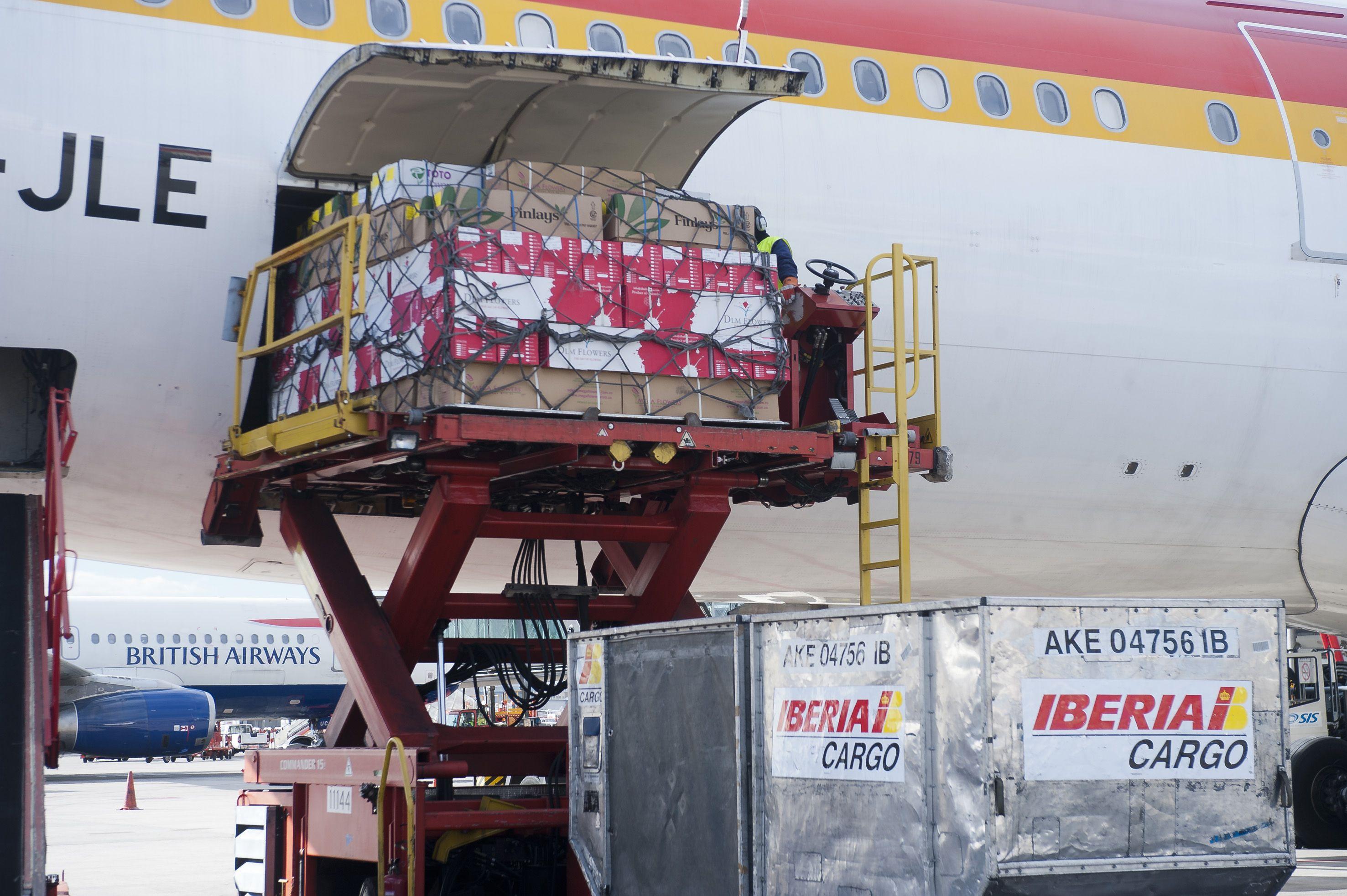 Iberia Cargo Iberia, Cargo, Cargo airlines