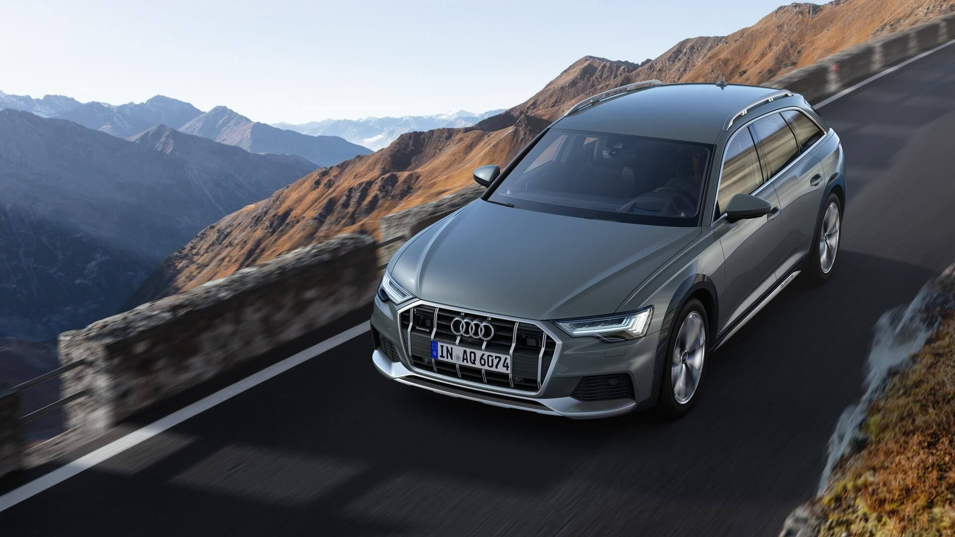 Audi A6 Allroad 20 Years Allroad Edition Shows Fancy Spec