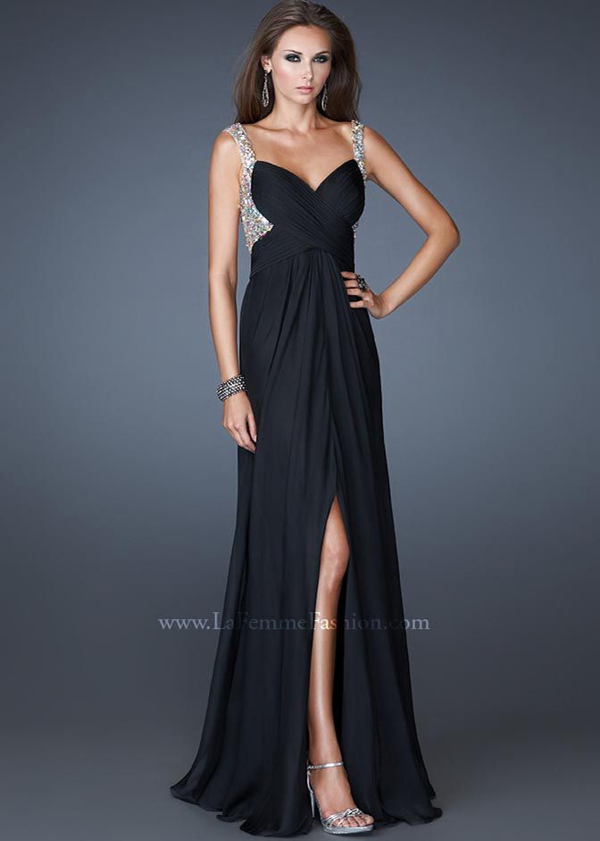 Black La Femme 18541 Evening Gown Online Sale | prom dresses 2014 ...