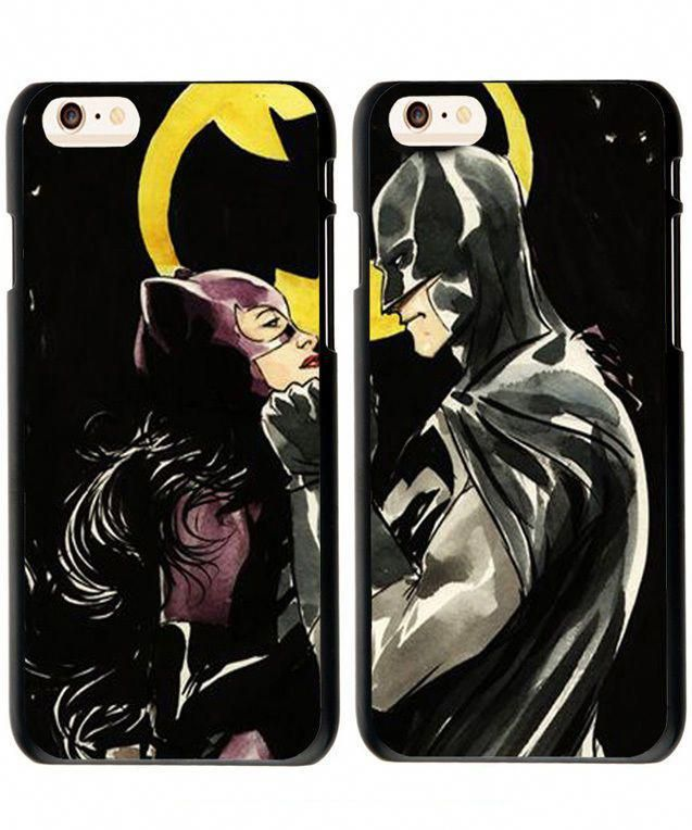 Wolverine vs Batman Style iphone case