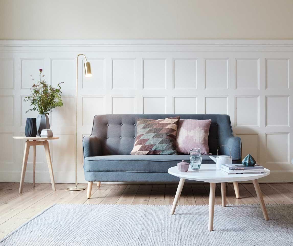 wohnzimmer #scandi #skandinavischesdesign #sofa #wa