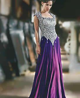 Wedding Dresses Bridal Gowns Prom Bridesmaid In Indigo Colour