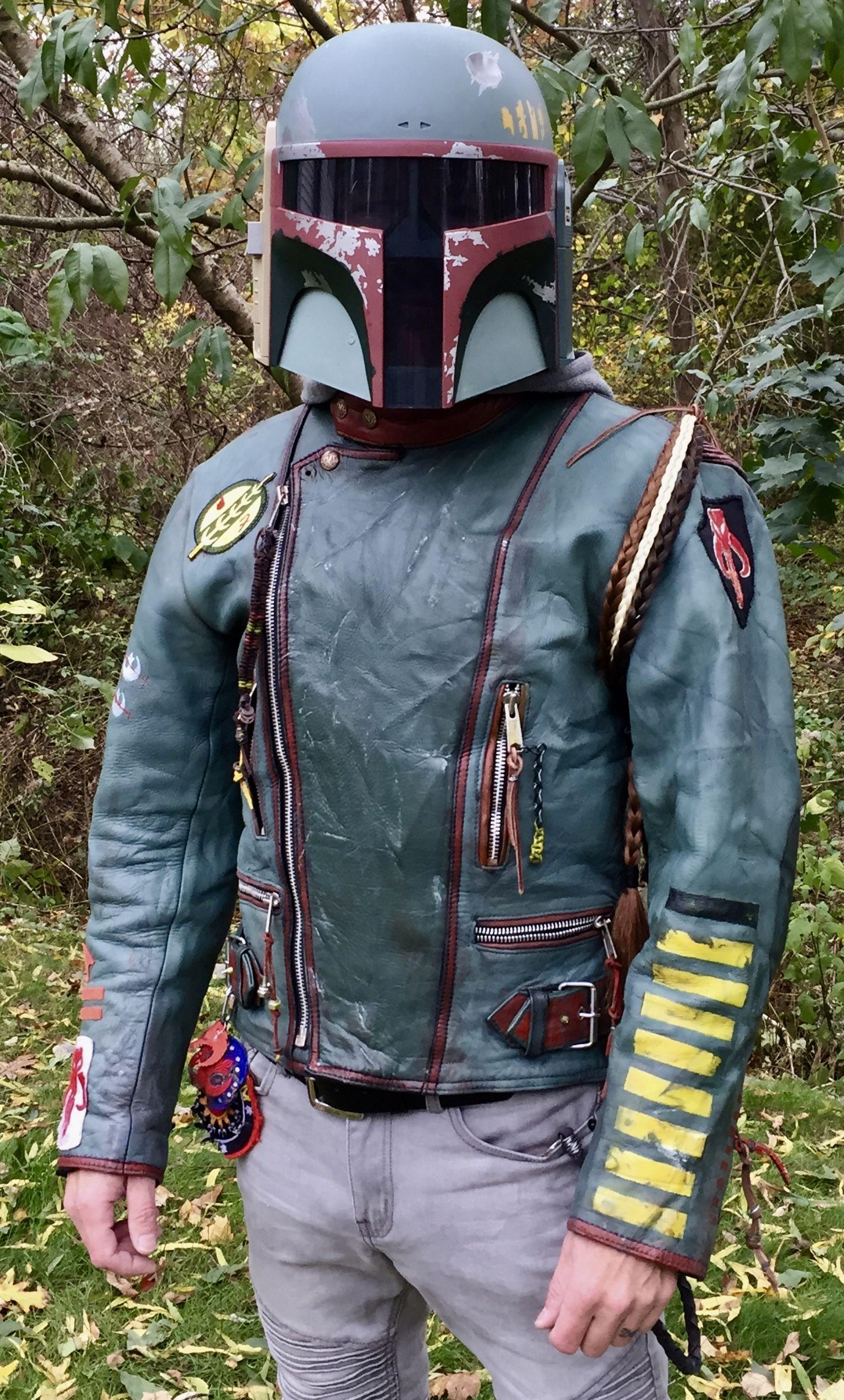 Pin By Binky W On Star Wars Star Wars Bounty Hunter Star Wars Boba Fett Jacket Art