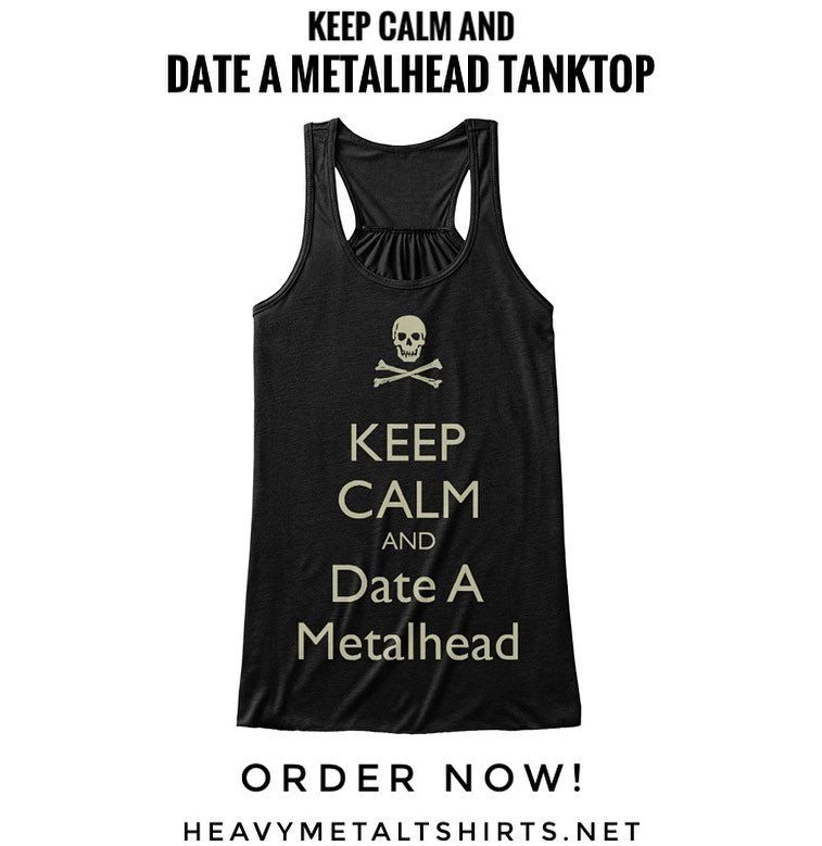 dating for metall fans