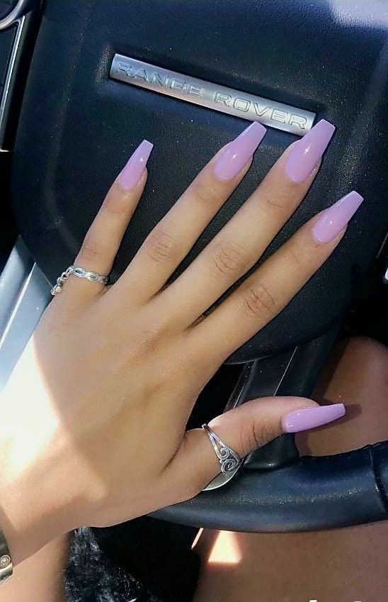 160 Pretty Acrylic Coffin Nails For Summer 1 In 2020 With Images Square Acrylic Nails Best Acrylic Nails Summer Acrylic Nails