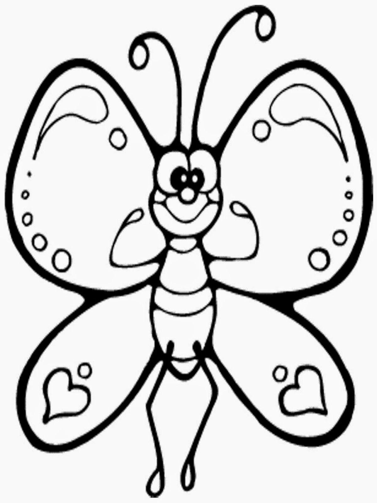 Beautiful Colour Butterflies Drawing Hd Wallpaper Mariposas Para Colorear Imagenes De Mariposas Dibujos De Mariposas Infantiles [ 1600 x 1200 Pixel ]