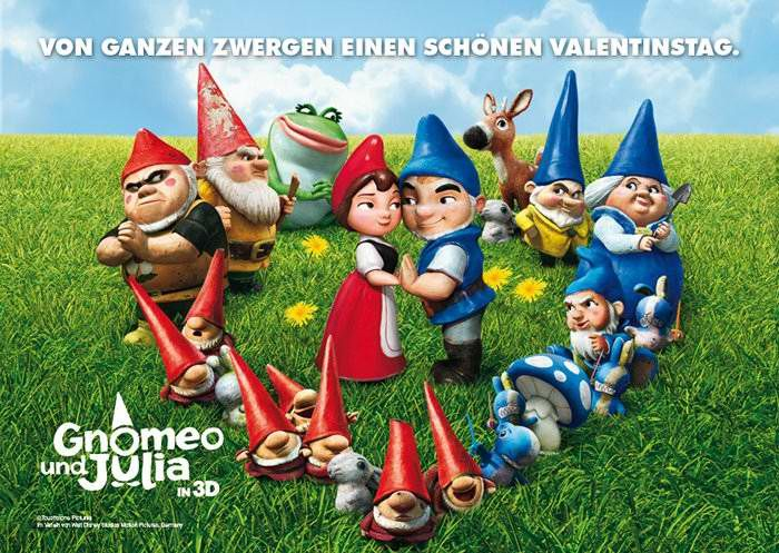 Gnomeo And Juliet 2011 Romeo And Juliet Animated Movies Netflix