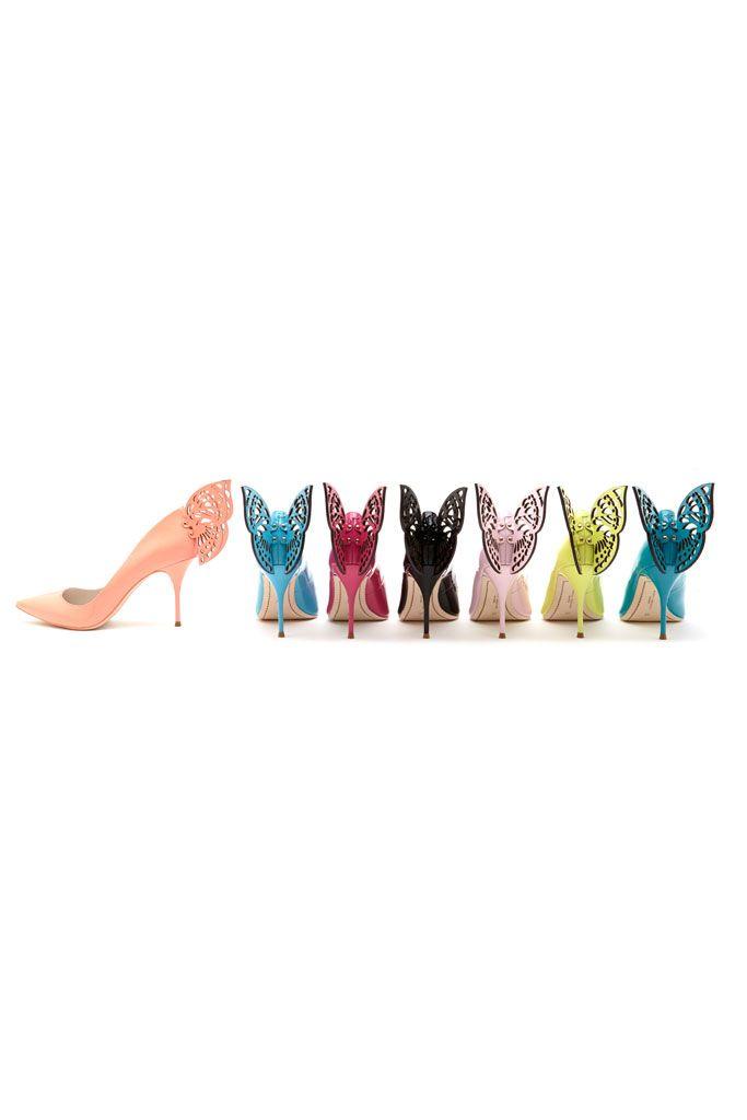 Sophia Webster butterfly shoes