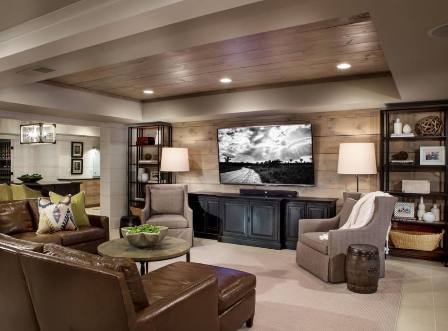 13 Clever Unfinished Basement Ideas on a Budget, You Should Try! images