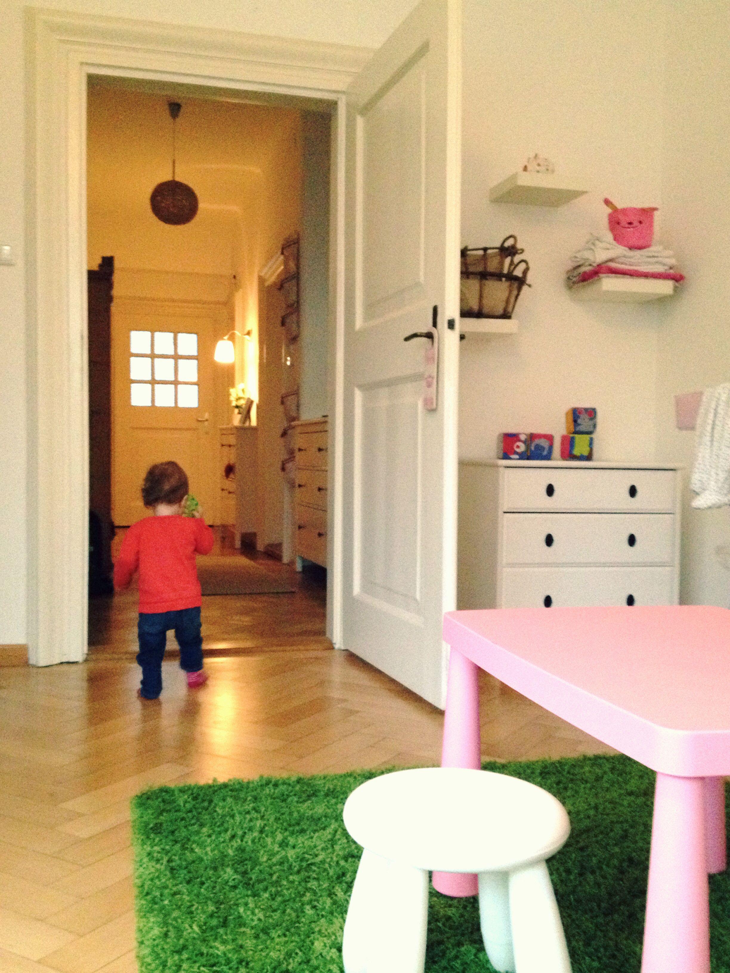 Baby Mädchen Zimmer #altbau #ikea