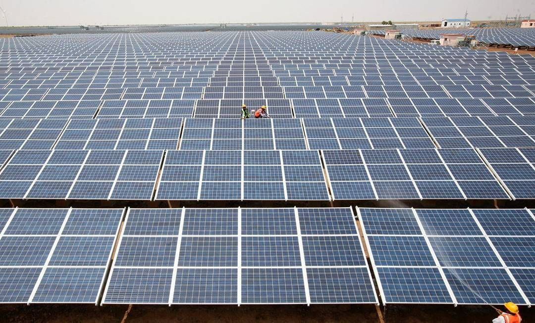 Solar Energy Becomes Largest Source Of New Electricity Capacity In India The Solar Sector Has Surpassed Coal As Thelarg Solar Solar Panels Best Solar Panels
