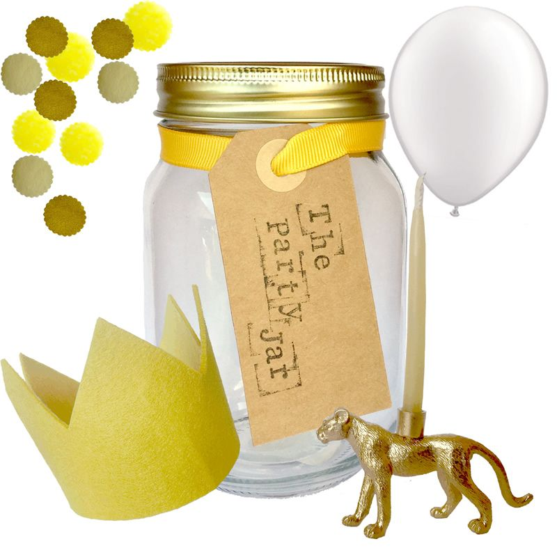 The Party Jar Kids birthday party, Birthday gifts, Party