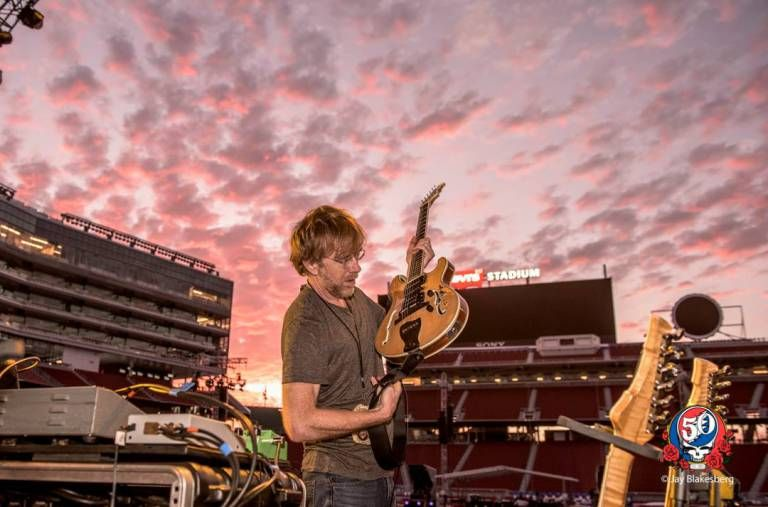 Images from The Grateful Deads Fare Thee Well