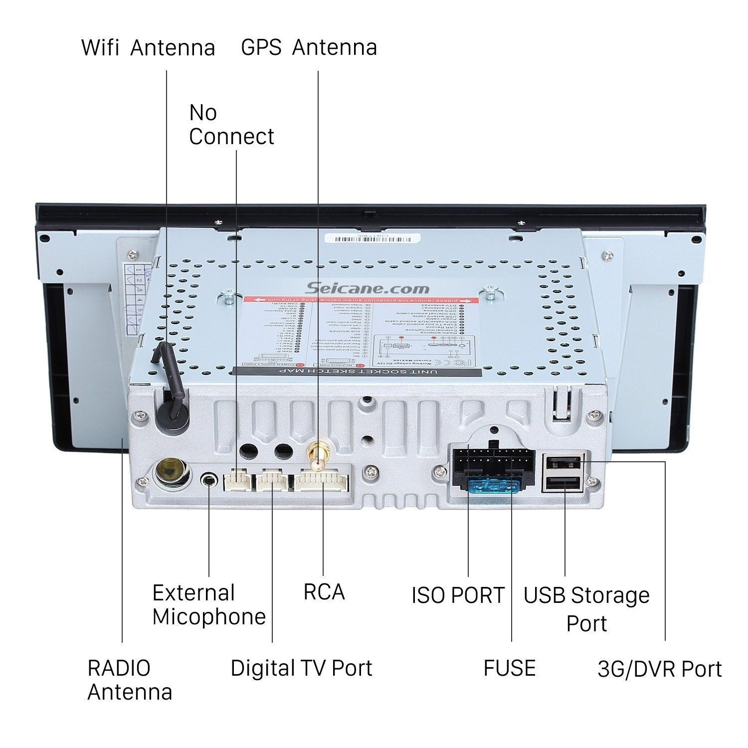 Ford Radio Wiring Diagram Download In 2020 Car Stereo Car Audio Electrical Diagram