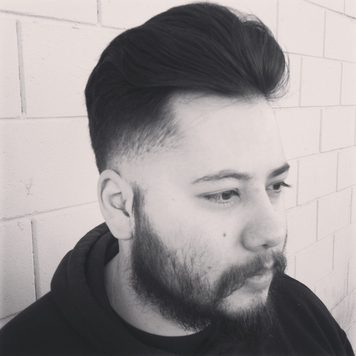 There It Is No Need Mens Creative Cut Seiji Cason For Another - The look hair salon