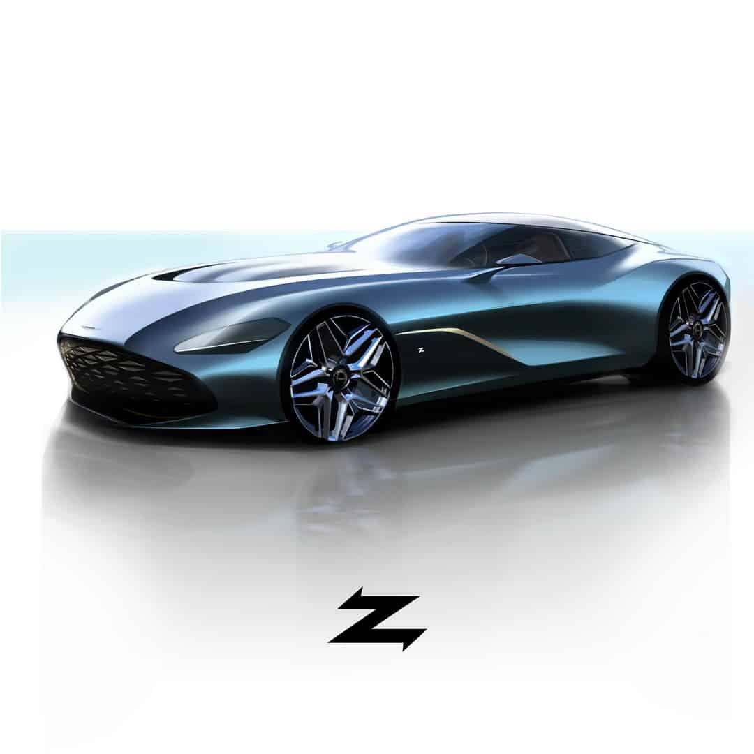 The New Aston Martin Dbs Gt Zagato Celebrates The 100th Anniversary Of The Italian Design House Aston Martin Dbs Aston Martin New Aston Martin