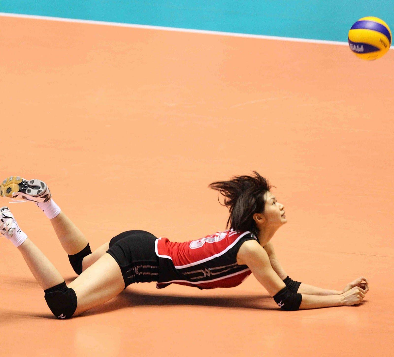 Saori Kimura Japanese Volleyball Player Volleyball Players Sports Volleyball