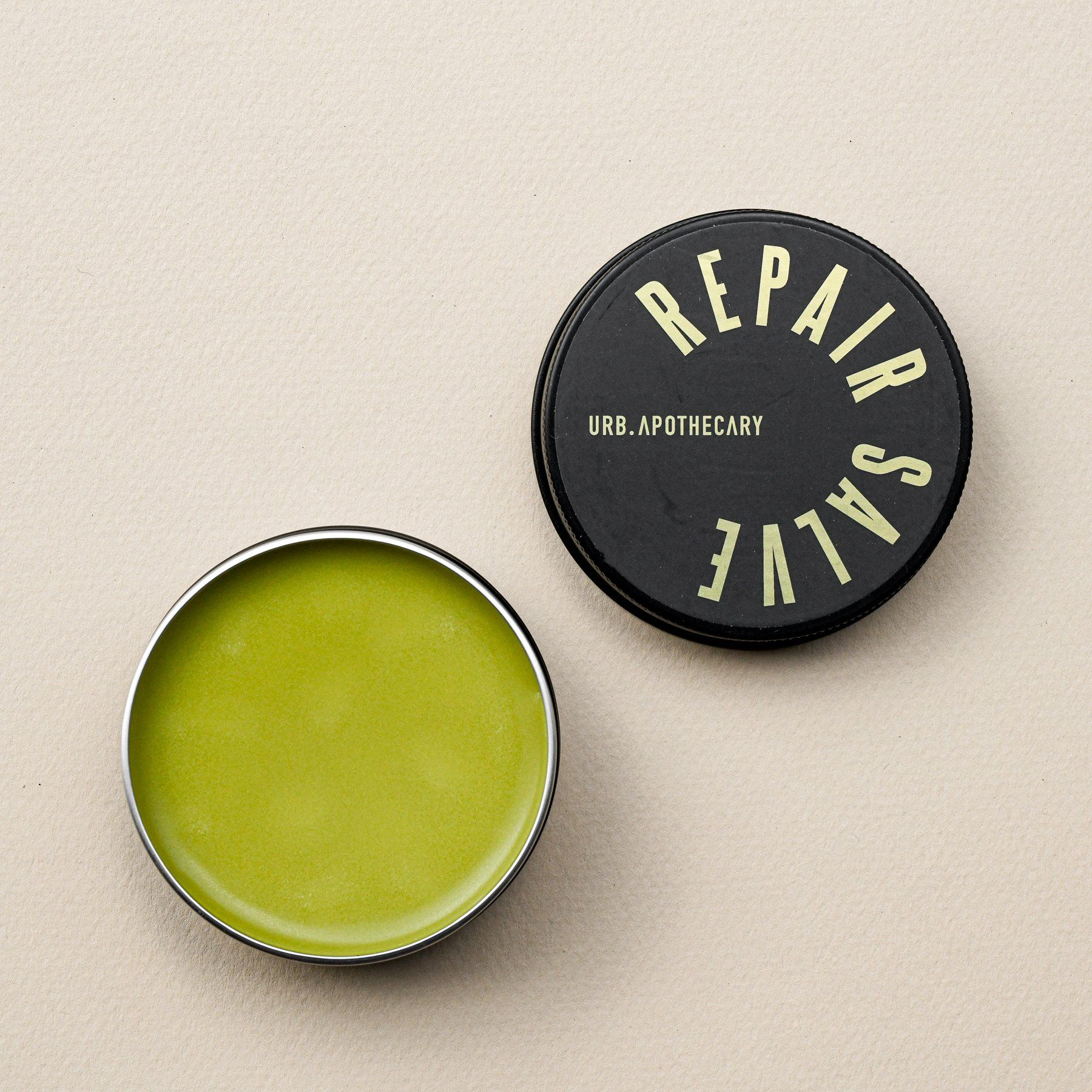 A first aid kit staple, but make it all-natural and in seriously attractive, recyclable packaging. The ingredients in this all-purpose herbal salve aid the healing of scrapes, nicks, cuts, and pimples; helps ease and soothe rashes, razor burn, eczema, bug bites, burns, chapped lips, and hands. Along with this Muscle Joint Salve Stick, this has upped our first aid kit game exponentially. Use Instructions: With clean hands, scoop out fingernail size amount, warm-up, and apply to problem areas. For