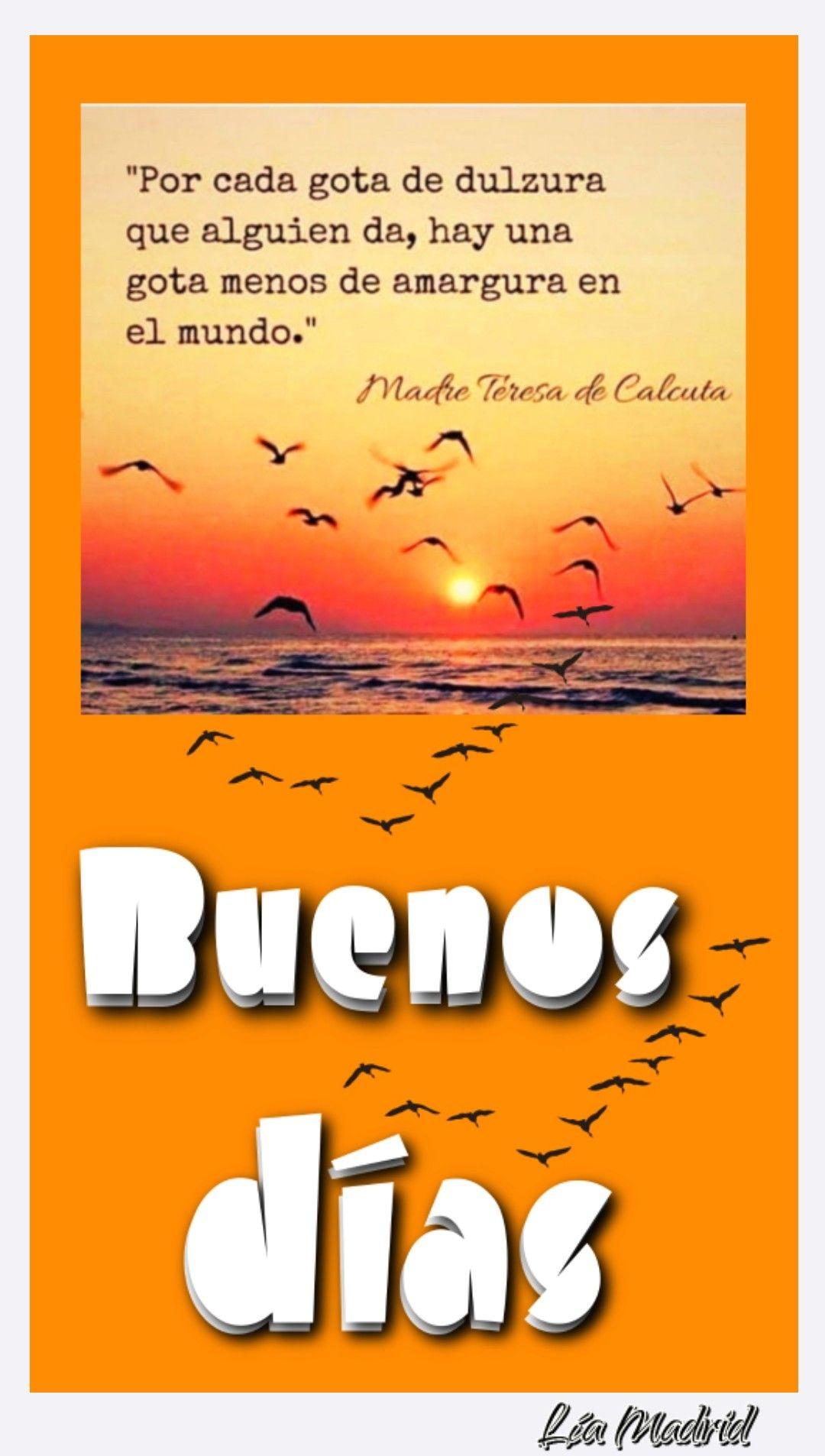 Pin De Alicia Gutierrez En Buenos Dias Frases De Buenos Dias