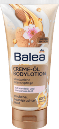 Creme-Öl Bodylotion Mandelöl