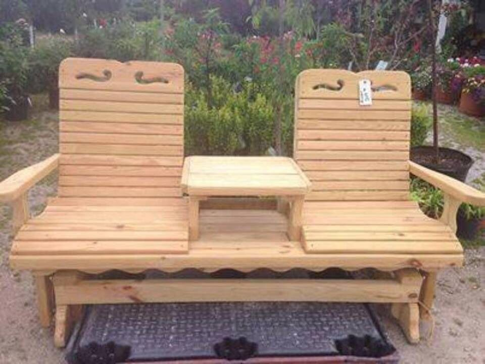 Nice chairs for outside