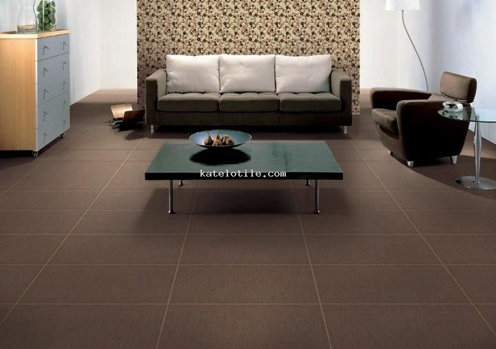 Floor Tile Designs For Living Rooms Amazing Tessuto Cutch Brown Living Room  Interceramicporcelain & Ceramic Decorating Design