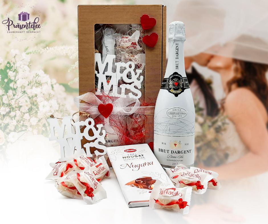 Origineller Geschenkkorb Zur Hochzeit Prasentkorb Geschenke Gute Geschenke