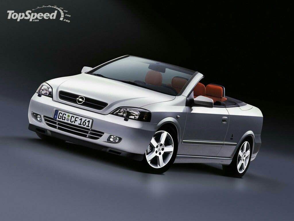 Opel Astra G Cabrio Auto Carros