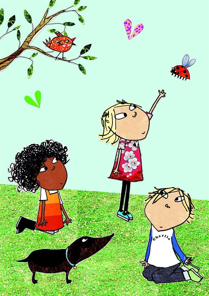 Polka Children S Theatre Charlie And Lola Image From Londontown Com Kids Theater Children S Book Illustration Childhood Tv Shows