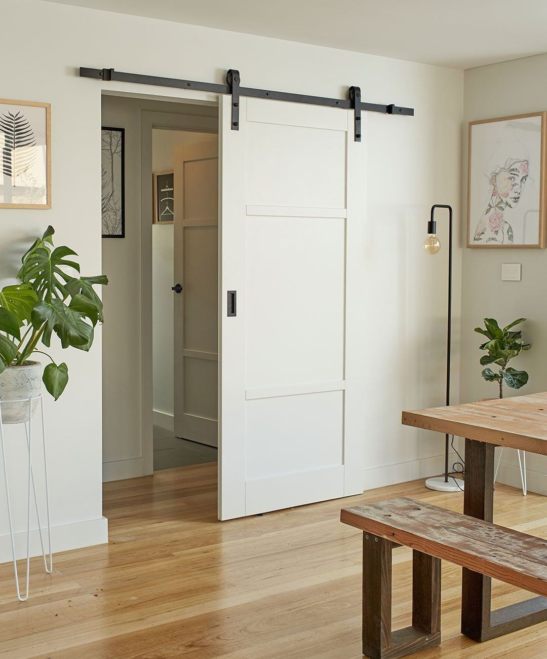 Door Window Gate Hardware Fly Screens At Bunnings Warehouse 1000 In 2020 Barn Style Sliding Doors Barn Style Doors Home