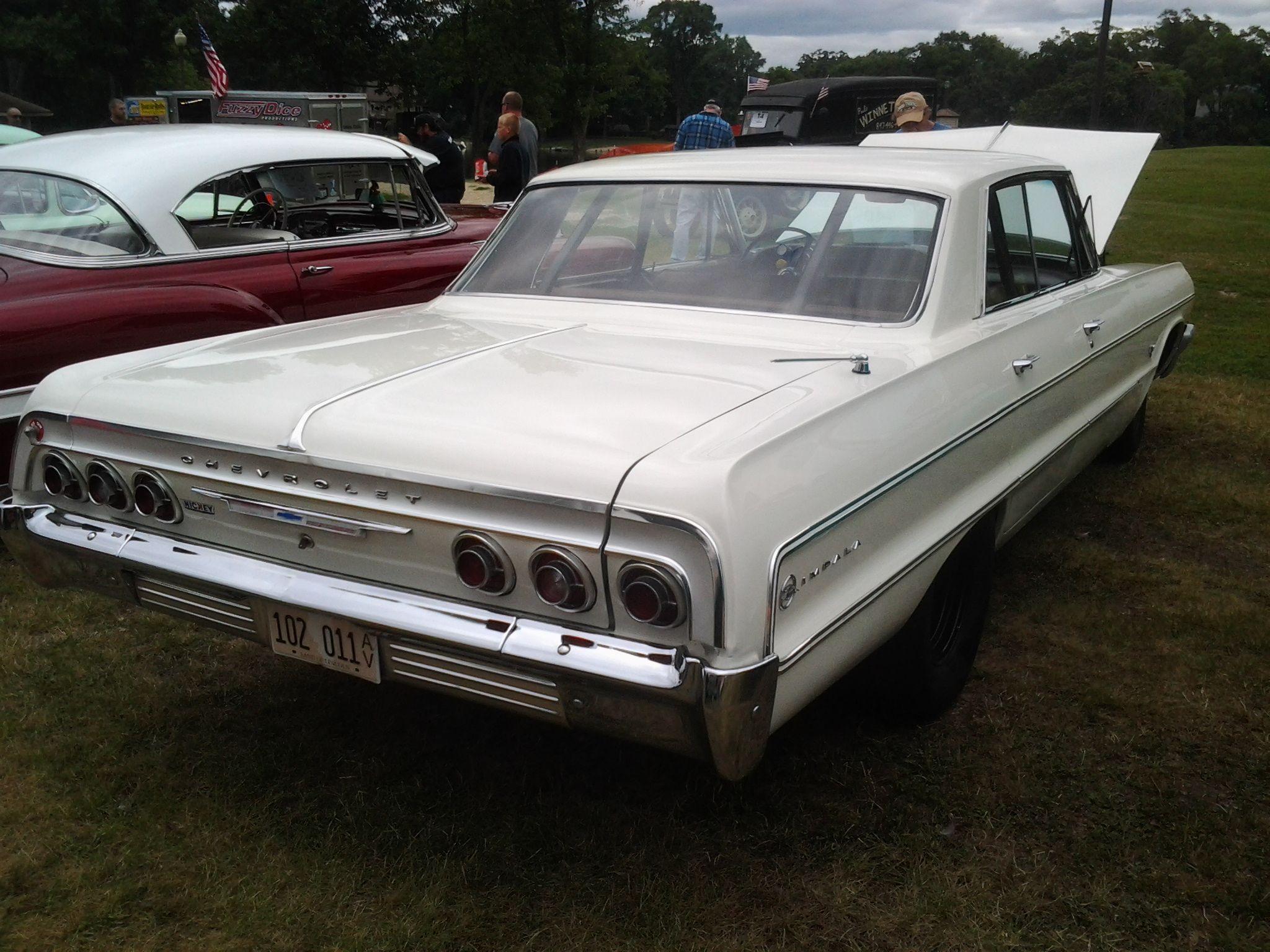 Pin On 1964 Chevrolet Impala