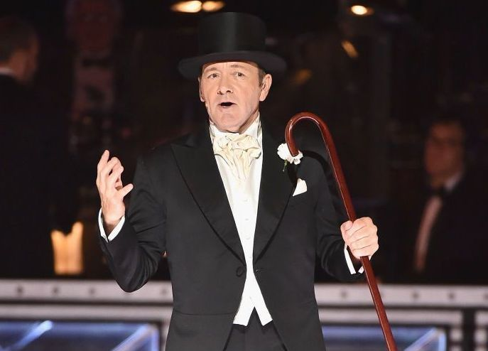 The Problem With Kevin Spacey's 'Coming Out' At The 2017 Tony Awards
