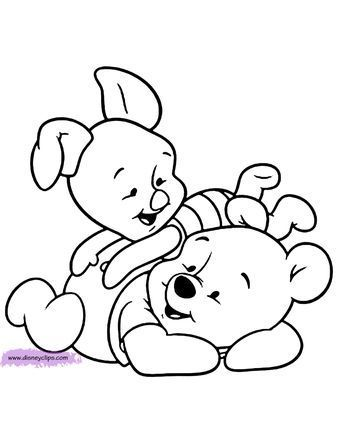 Baby Pooh Printable Coloring Pages Disney Coloring Book Cartoon Coloring Pages Baby Coloring Pages Disney Coloring Pages