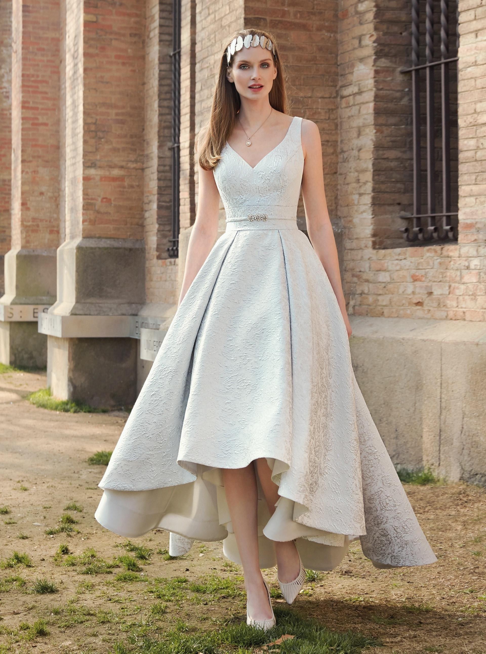 Standesamtkleider - aktuelle Kleider für Braut & Hochzeitsgäste in
