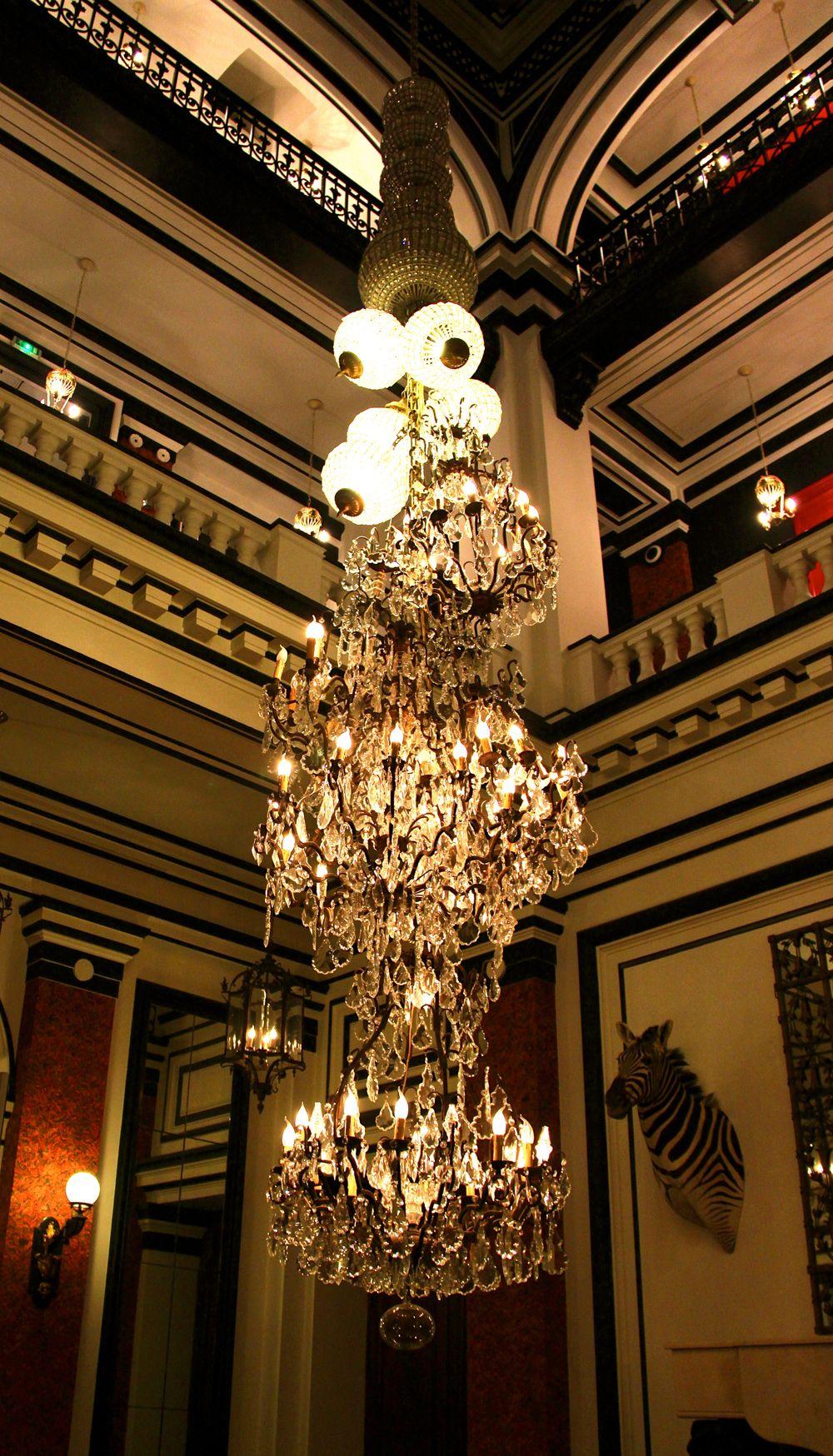 Thefashionfuse.com The Saint James hotel Paris, France