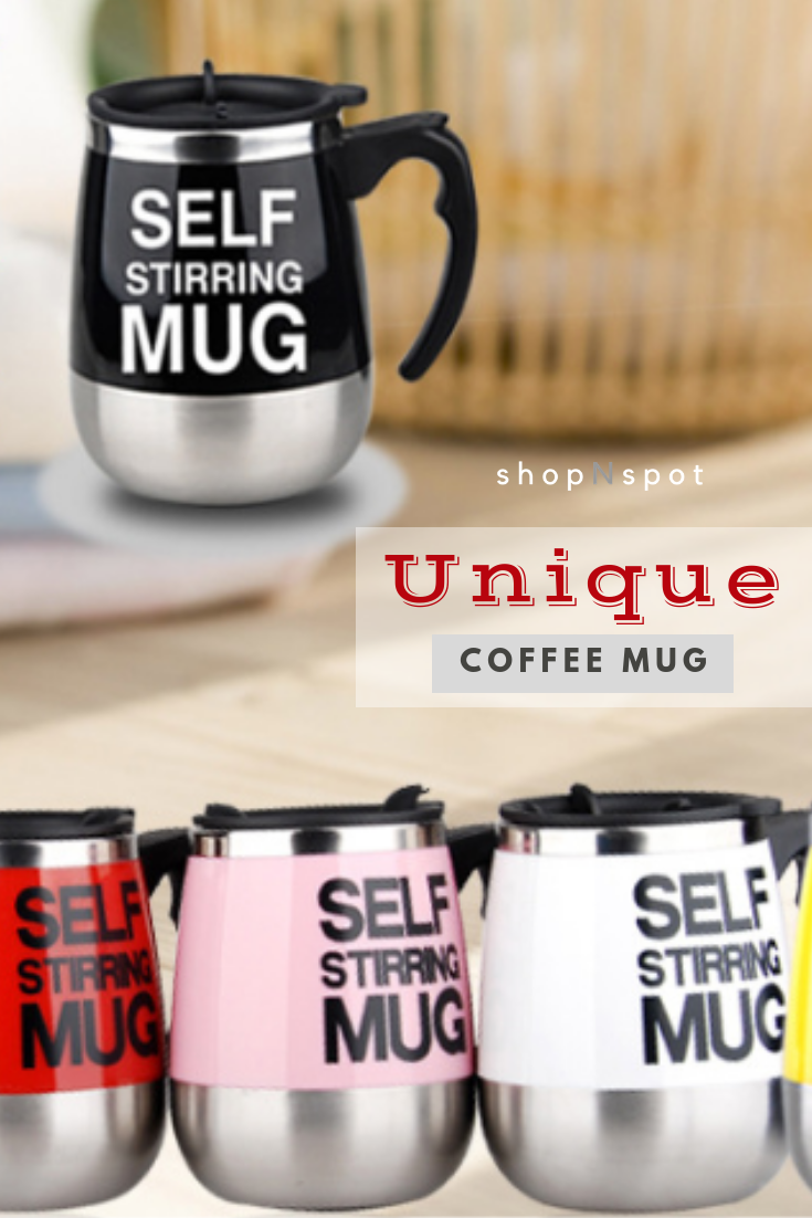 Self Stirring Mug #espressoathome