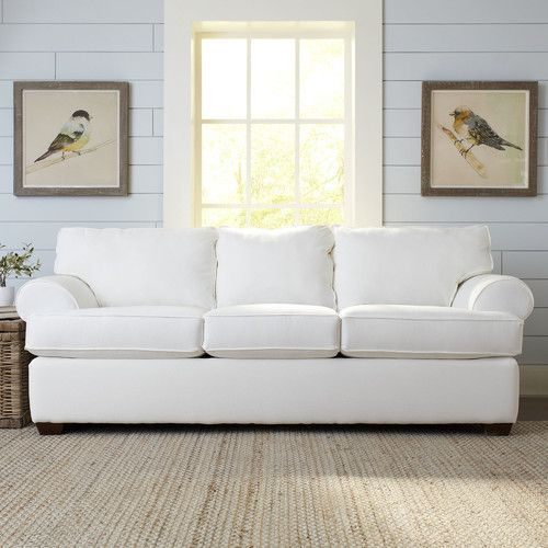 Birch Lane Wright Sofa Homeimprovement Homedecor