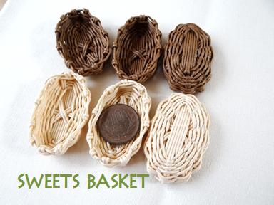 SWEETS BASKET (S*Basket)-かご完成1211