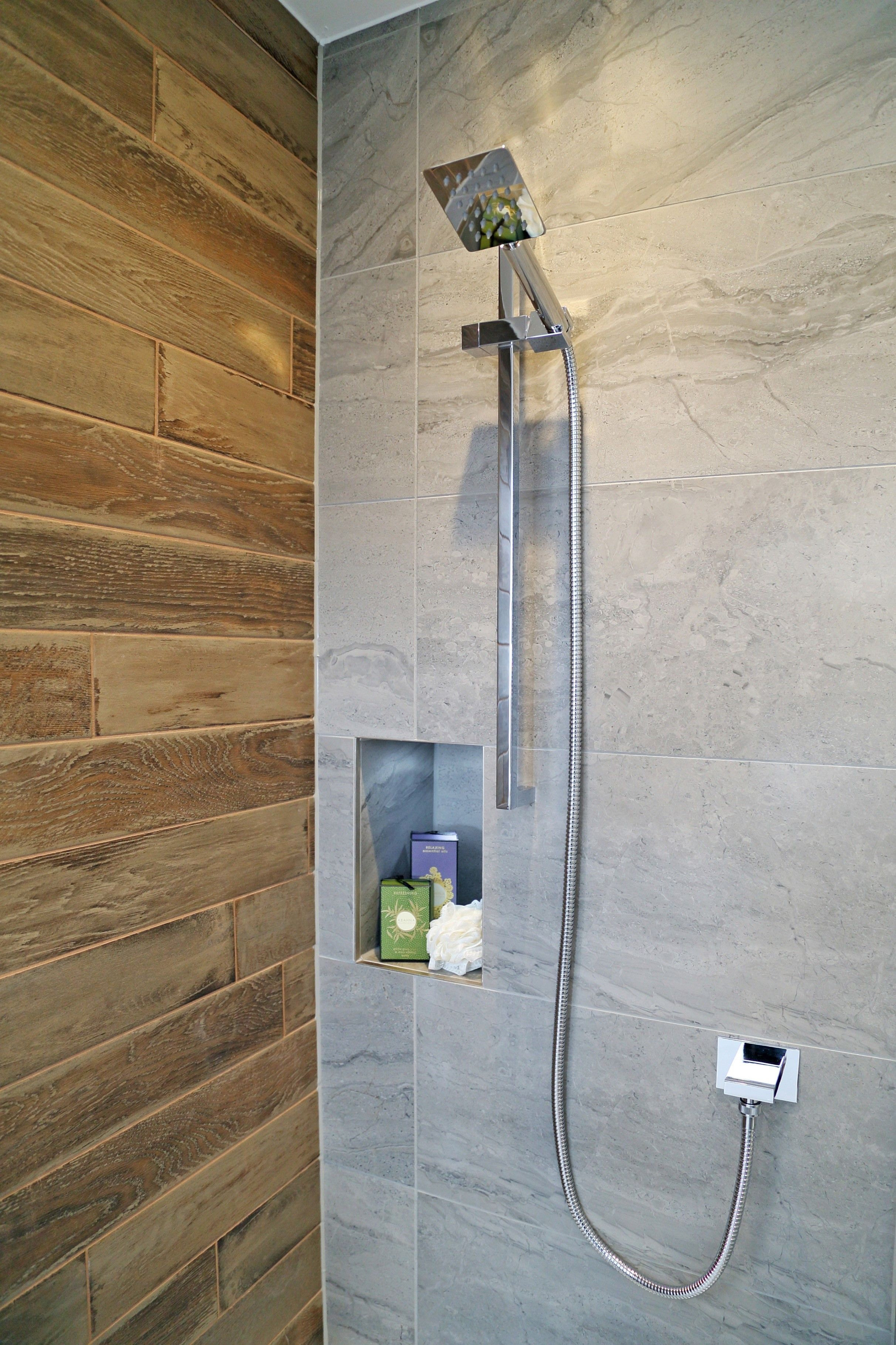 Relax into your own luxury lodge with minoli tree age porcelain tiles water resistance wood look tiles are suitable for shower walls