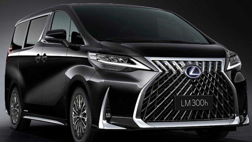 Novyj Miniven Lexus Lm 2019 2020 2 Min Pervyj Miniven Ot Leksus Obzor Foto Miniven Krutye Tachki Avtomobili