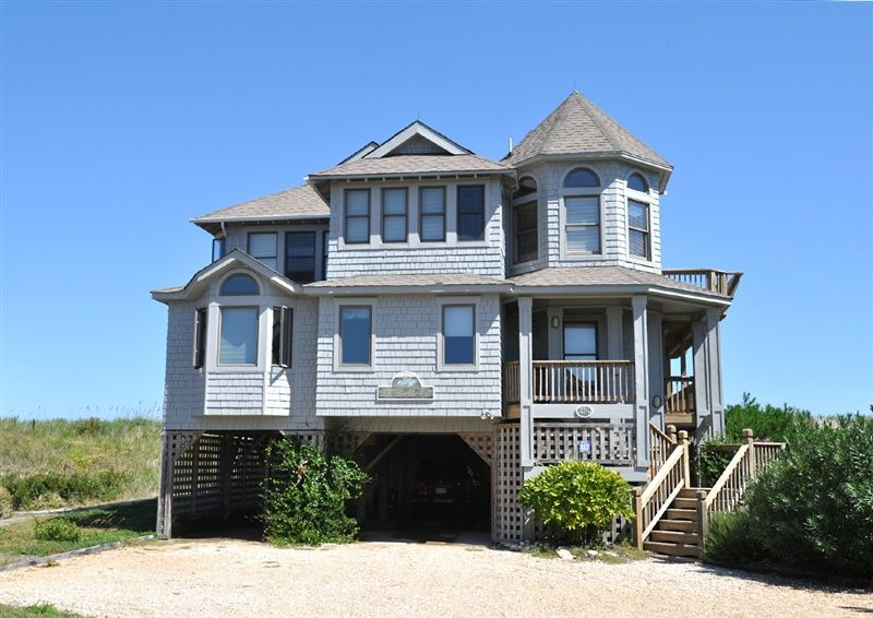Twiddy Outer Banks Vacation Home La Belle Vie Duck