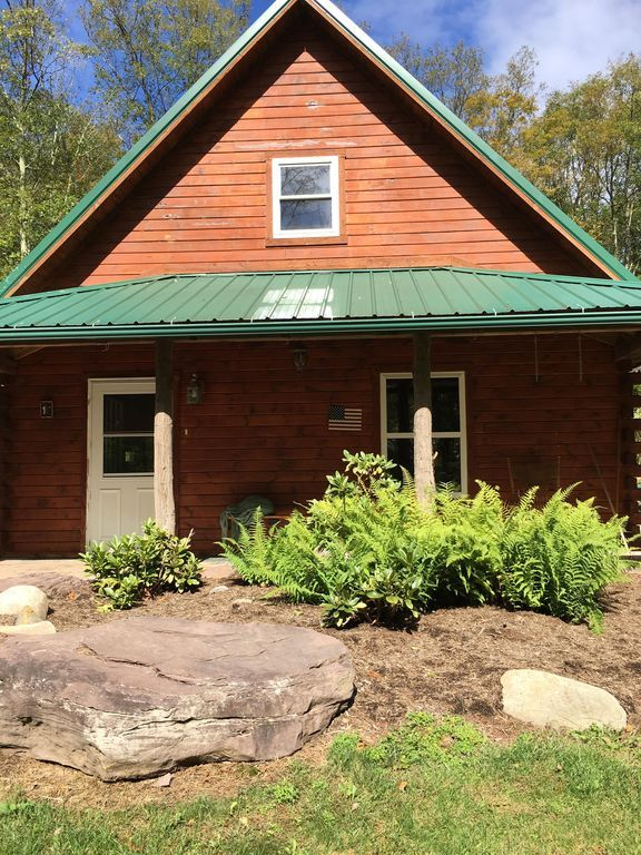 Charmant Come Enjoy Our Wonderful Cabin On 7 Acres That Borders Ricketts Glen State  Park. The