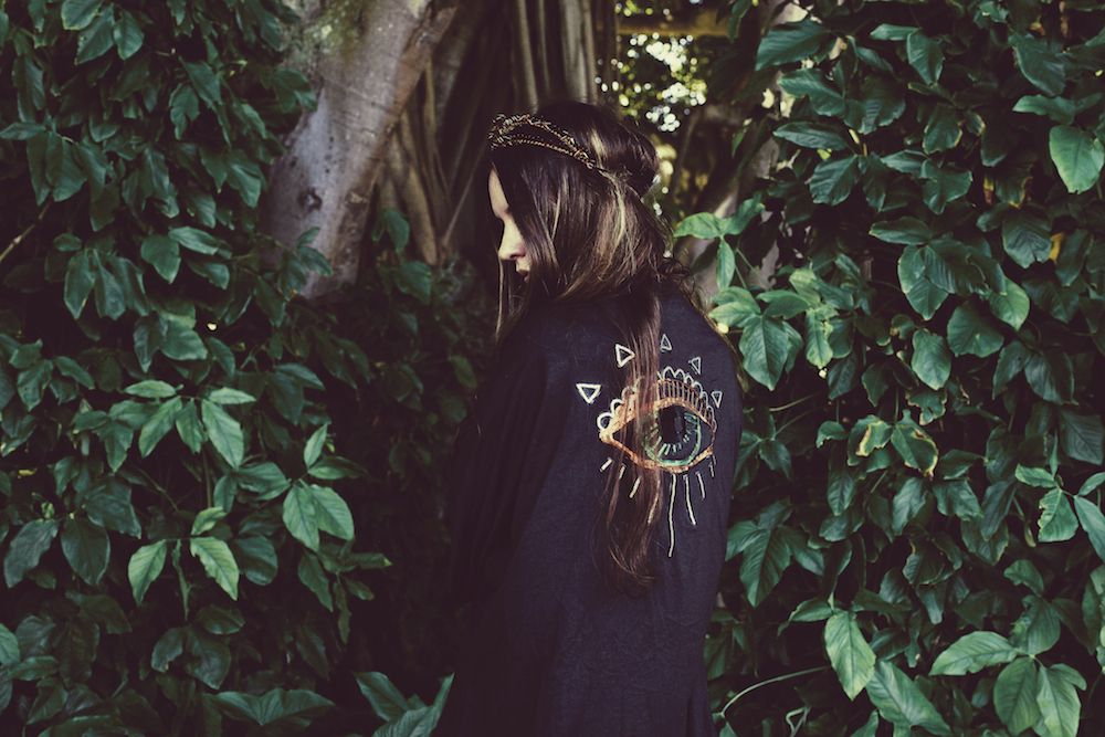 she left him for the sea ~ LENNI lookbook by bliss katherine